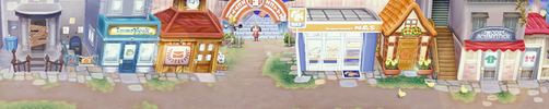 ACNL Panorama Screen by Alicante-Design