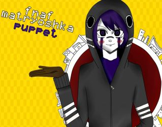 Puppet-fnaf-matryoshka by naty-the-puppet