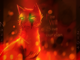 Fire Will Save Our Clan by Crisadence