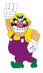 Wario by spacegridwyvrom