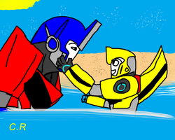 TF RID 2015: enjoy the water by celtakerthebest