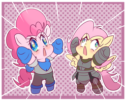 Hyped Swap Pones by thegreatrouge