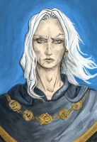 Raistlin, the great master by ElenaZambelli