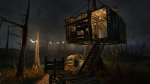 Minuteman Tree House by JustInspired