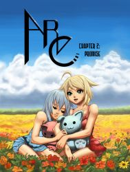 Arc Chapter 2 cover by Cruiser18