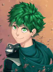 Little Hero by InsertSomthinAwesome
