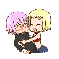 Request: Ticklish Crona by 0chen