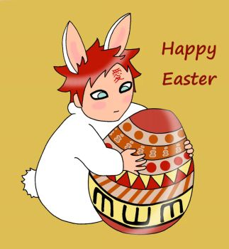 Happy Easter 2017 by luciol-sunaki