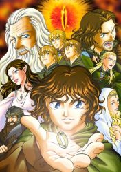 The Lord of the Rings by lackme