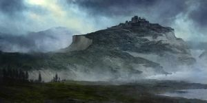 Storm Castle by ClintCearley