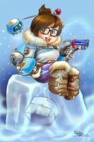 Mei Chib by tiocleiton