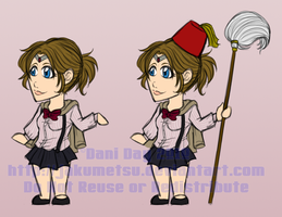 Sailor Gallifrey - 11 Upgrade by FlantsyFlan