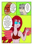 My Life as a Blue Haired Sorceress page 41 by epic-agent-63
