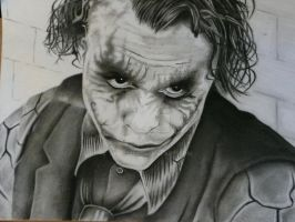 Why So Serious? by tybo231