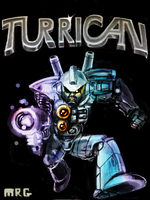 TURRICAN by mad-pure