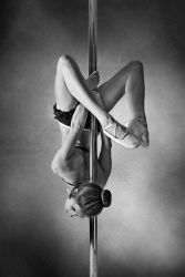 Pole Art - Rubber Pencil by h-e-photography