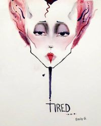 Tired by surrealemma16