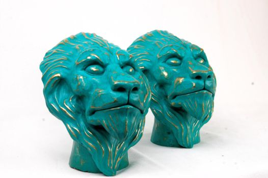 lion heads, finished 02 by Vargarys