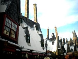Hogsmeade I by october-automatic