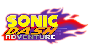 Sonic Dash Adventure Logo by JaysonJeanChannel