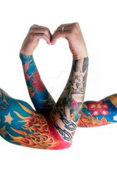 Love Tattoo's by Pascoe-Photography