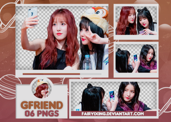 [PNG PACK #681] GFriend - (Fansign - 180507) by fairyixing