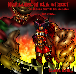 Nightmare on elm street by Crystal-for-ever