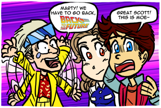 Super Back to the Future 2 by theEyZmaster