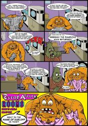 Decap Attack - Rooms Page 1 by TheStiv