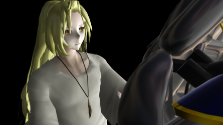 [MMD] Unveiling a 'mystery' by JRoqqs25