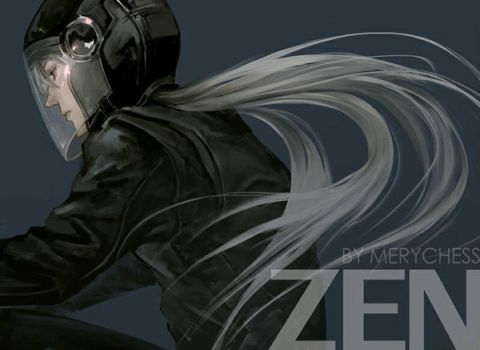 Zen. Mystic messenger by MeryChess
