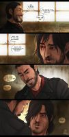 The Walking Dead - Who are you? by the-evil-legacy