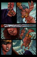 Prymal 2 Page 18 colored by ericalannelson