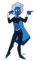 Custom -Blue Sardonyx by popinat
