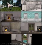 Unicorn Stable Backgrounds by BackgroundSource