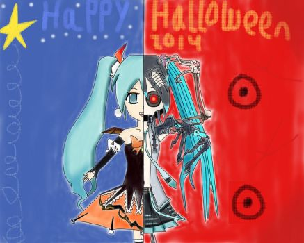 Happy Halloween 2014 by citrusanime