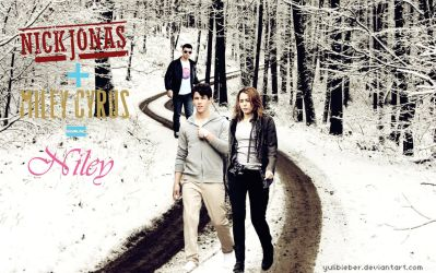 Photomontage Niley And JosephJ by YuliBieber