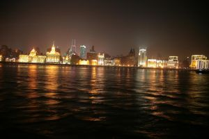 The Bund Shanghai by iSi1ent