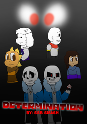 Determination Cover by cjc728