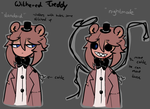 Withered Freddy by Chisukii