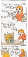 Pancakes by ShoobaQueen