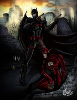 The Tactician and the Speedster by ZeitExmind