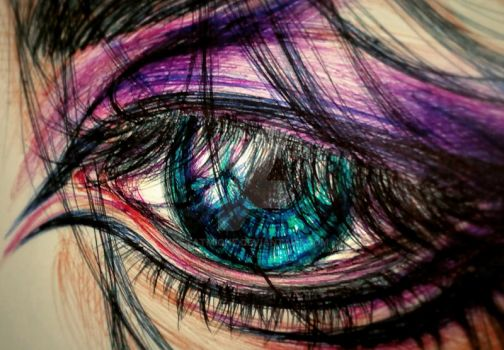 Witch's Eye - detail by Tatmione