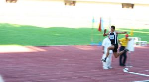 Flying Bulgarian Runner by toshko