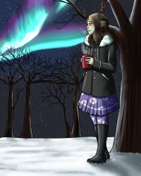 SS: nothern lights by kiba-chan27
