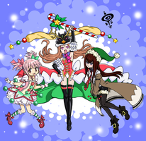 FABULOUS CHRISTMAS by SPIRALCRIS