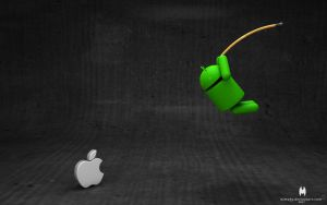 3D Android 3 by almahy