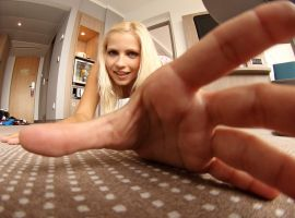 Another Jenni catches you POV by Winzling1