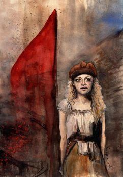 Eponine by imaginary0
