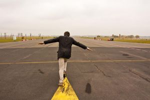 Tempelhof Flying by exosquelette